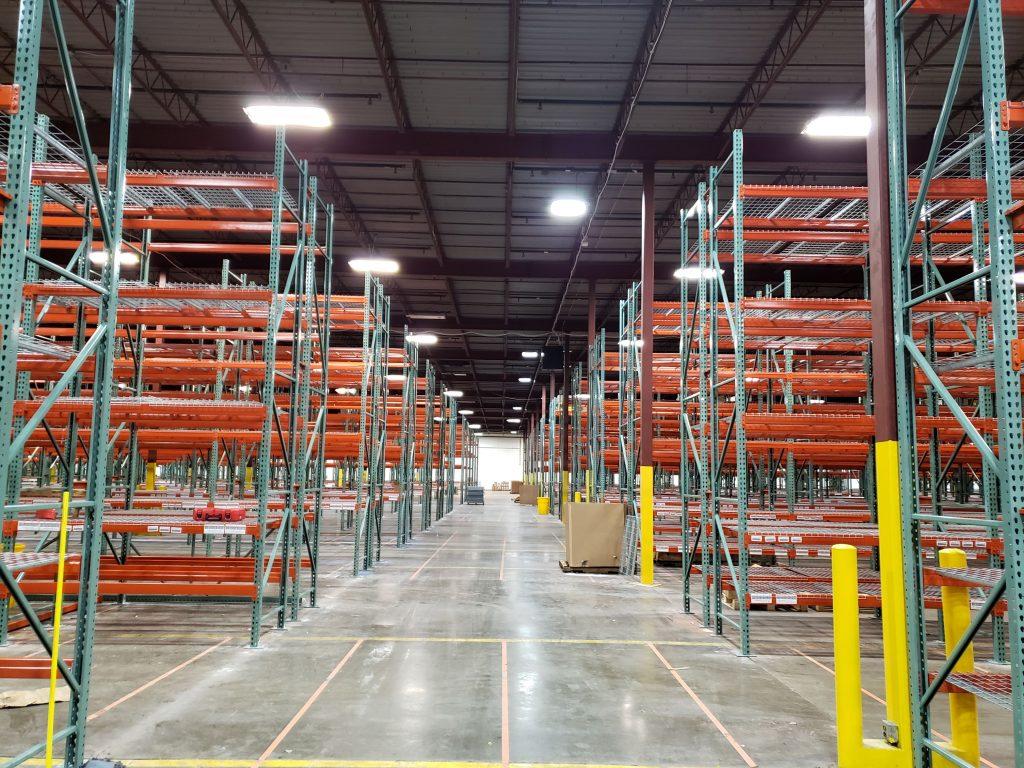 Structural Pallet Rack Installers