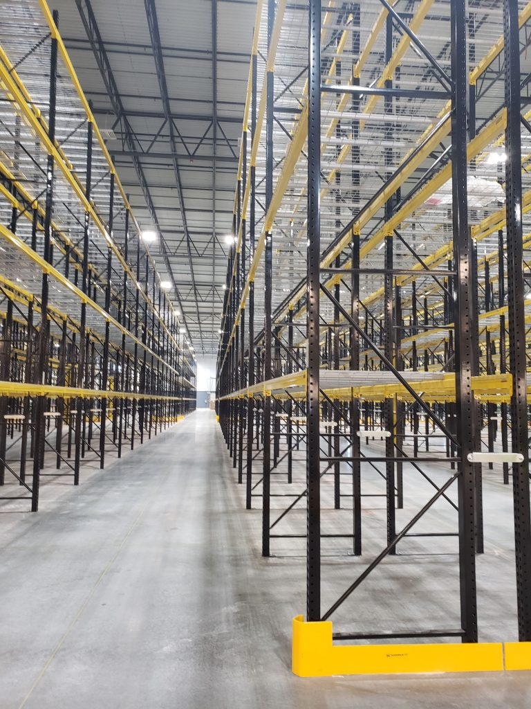 Selective Pallet Rack Installers